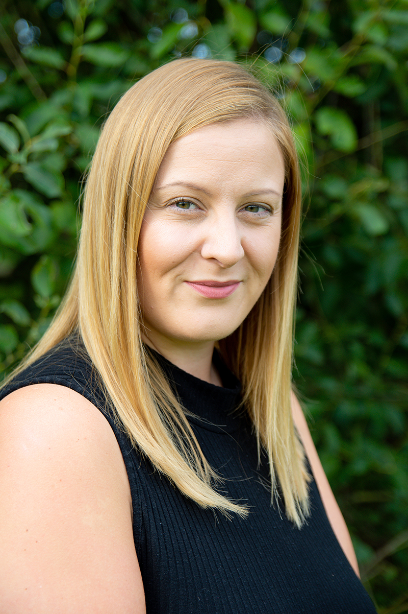 Fiona Dales – Sales and Events Coordinator